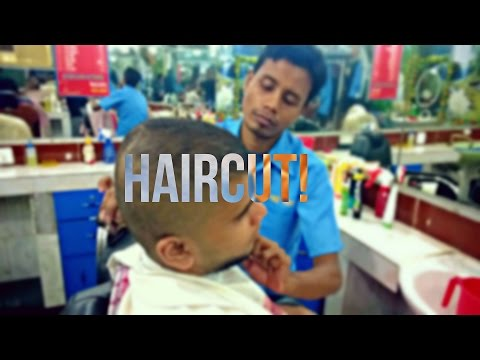 Travel Vlog #15 Haircut!