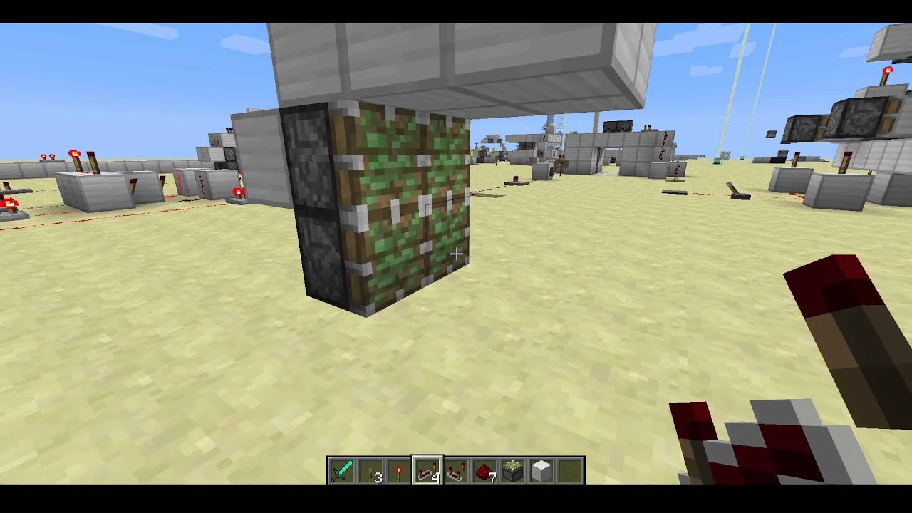 Piston Door 1x2 1x2 Horizontal Jeb Door Cult
