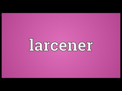 Header of larcener
