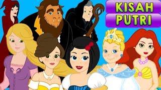 7 Kisah Putri - Kartun Anak Cerita2 Dongeng Anak Bahasa Indonesia - Cerita Untuk Anak Anak