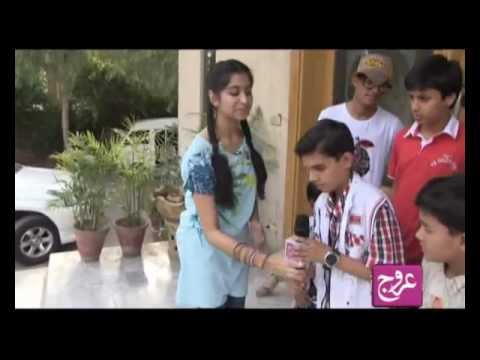 Aruj TV Program Aao Bacho Sair Karain EP5 Part1