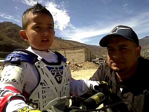 Feria Motozintla 2013 Motocross