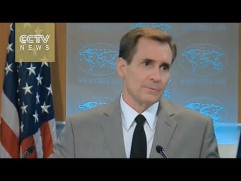 US urges Turkey to halt strikes against Kurds