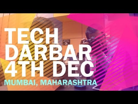 Tech Darbar 4th December video
