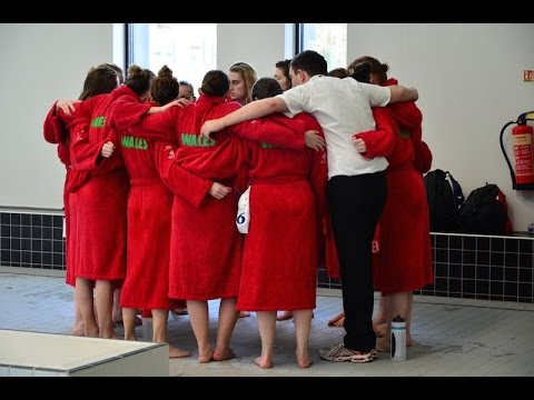 Womens Water Polo South Africa v Wales - Commonwealth Water Polo Championships 2014
