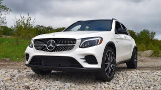 2017 Mercedes-Benz GLC43 AMG -  [Rainy] Performance Drive Review