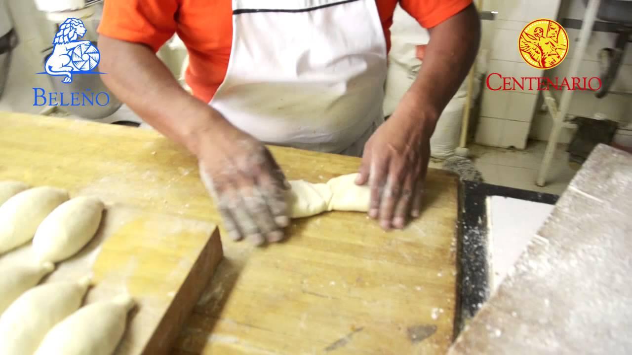Como se hace el tradicional bolillo mexicano y el pan tipo for Como se hace el marmol