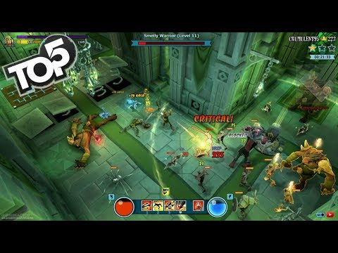 TOP 5 PC ONLINE GAMES PART 2 1080HD