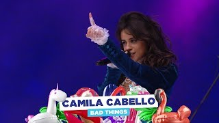 download musica Camila Cabello - 'Bad Things' live at Capital's Summertime Ball 2018