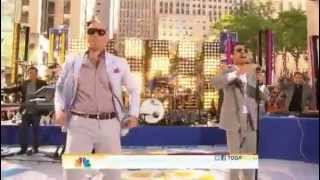 Pitbull - Rain Over Me ft. Marc Anthony LIVE!! (TOYOTA)