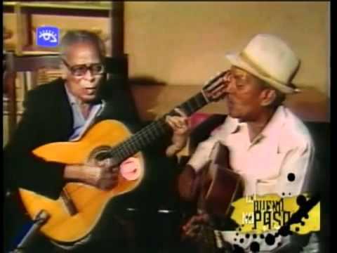 Duo Los Compadres de Cuba - Yo canto en el llano