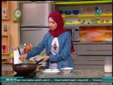 رولز الزعتر - دجاج بكريمة الليمون و الزعفران - بسمة السباعي - برنامج من كل بلد اكلة thumbnail