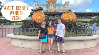Bay Lake Tower Room Tour | MK Day | Narcoosee's | Day 1 - WDW October 2018