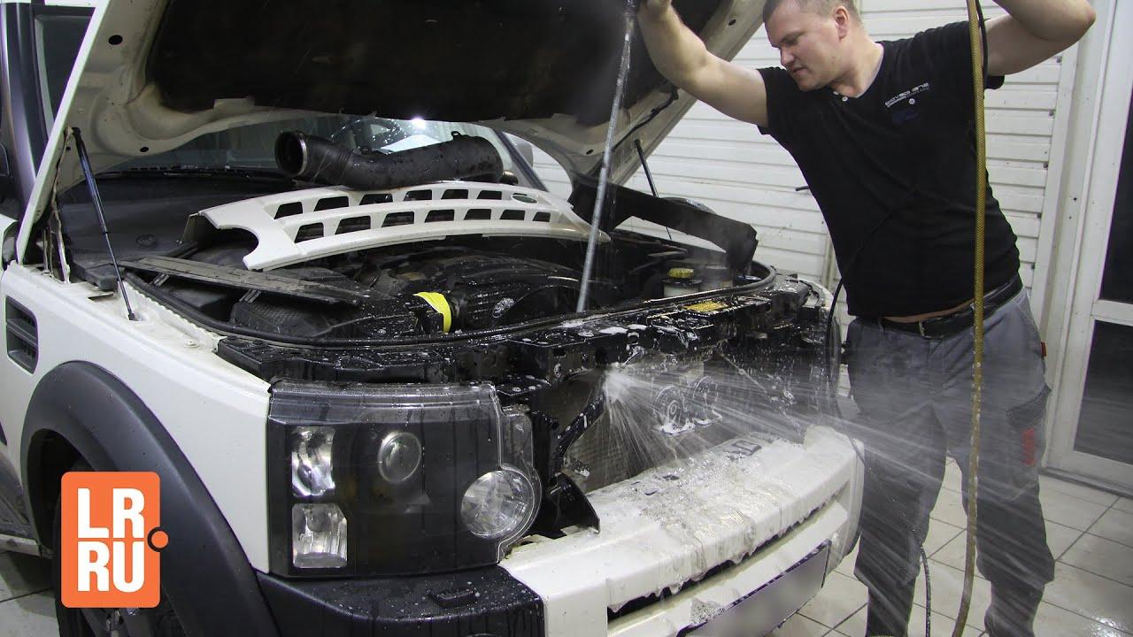 Чистка радиаторов автомобилей без снятия своими руками