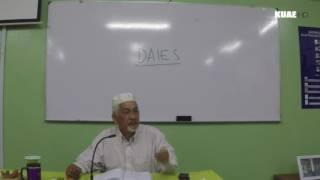KUAE | Pengajian Balaghah | Siri 41 (Ulangkaji)