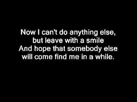 Somebody New - Scouting for Girls (Lyrics)