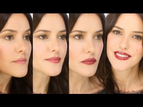 One Lipstick, Many Ways to Wear it Tutorial!