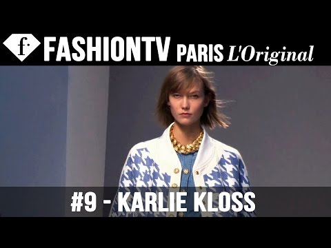 Karlie Kloss: Model Talk at Spring/Summer 2014 Fashion Week | FashionTV