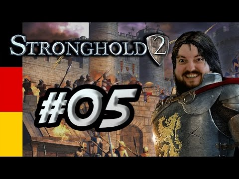 Stronghold 2 - #05 Doppelangriff [Deutsch/German][Gameplay][HD+]
