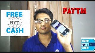 Free money on PAYTM