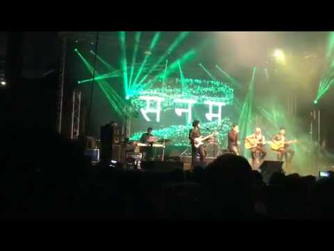 Humein Tumse Pyaar Kitna | SANAM live in Holland 2k17
