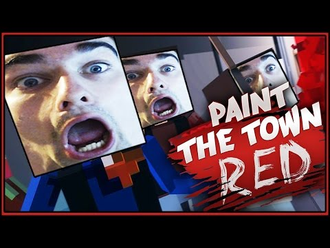 THE BEST STRESS RELIEVER EVER | Paint The Town Red #1