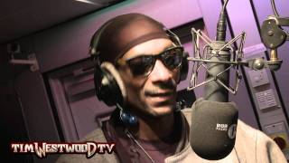 Snoop Dogg real talk on Dre's new album interview - Westwood