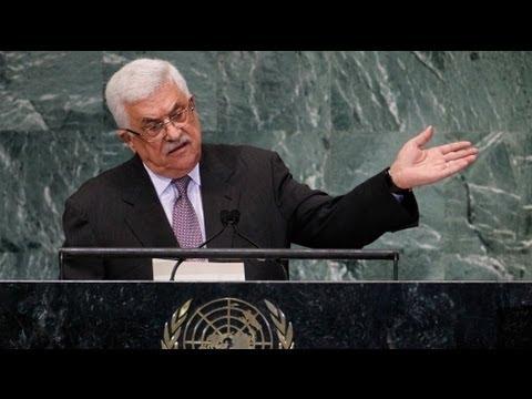 Abbas spricht vor der UN-Vollversammlung