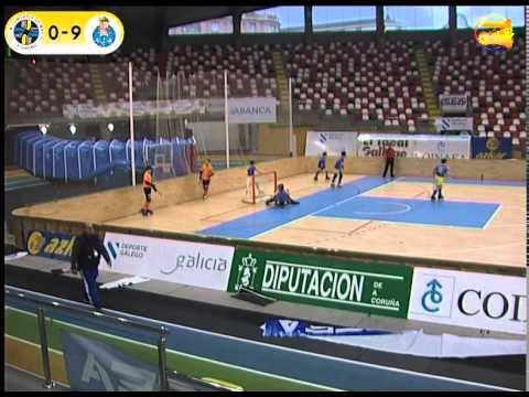 Torneio Eixo Atlântico - Resumo - C Cia Maria 3-14 FC Porto