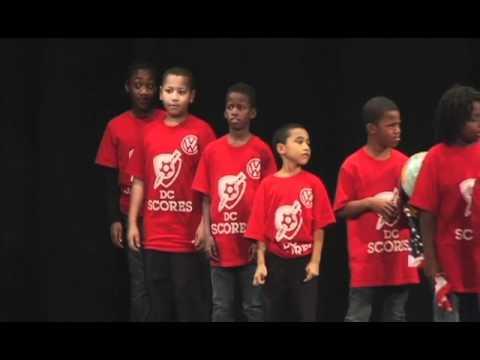 2011 DC SCORES Poetry Slam!: Burrville Elementary School