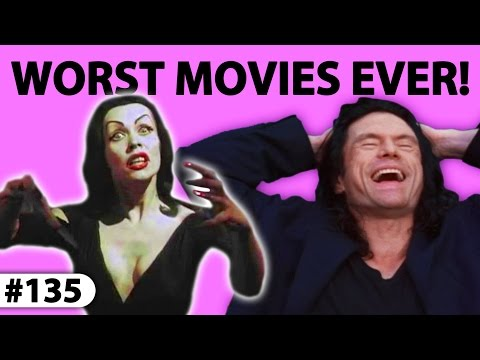 The WORST MOVIES Ever Made! (Part II)