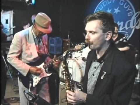 Chicago Blues Live - From Buddy Guy's Legends Club - Vol 01