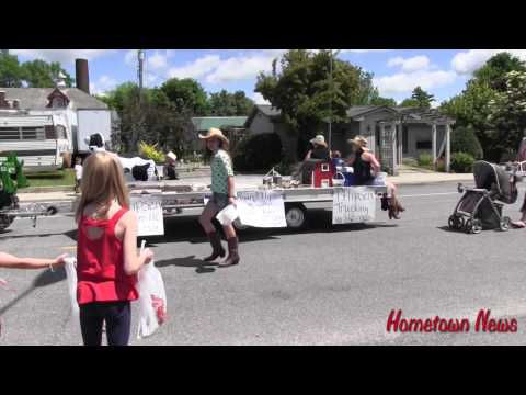 New Munich Minnesota Parade June 20, 2014: By the Hometown News