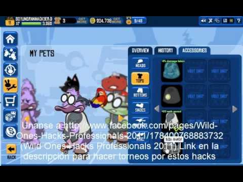 Wild Ones Hack Coins, Pets, Dino, Erizo, Duck, Pato, (Proximamente Treats)
