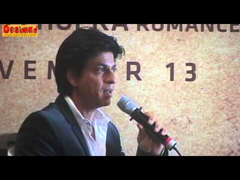 Watch Shahrukh Khan Launched
