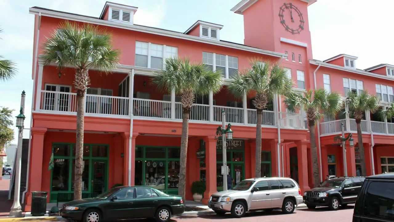 Downtown Celebration Florida YouTube