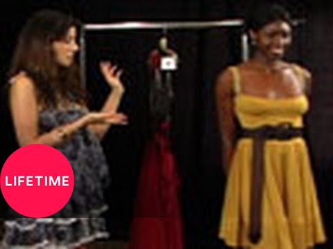 Irina Shabayeva's Casting Session - Project Runway Video