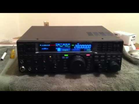 NB8I: FT-950  In The Shack #2. 3-13-2012
