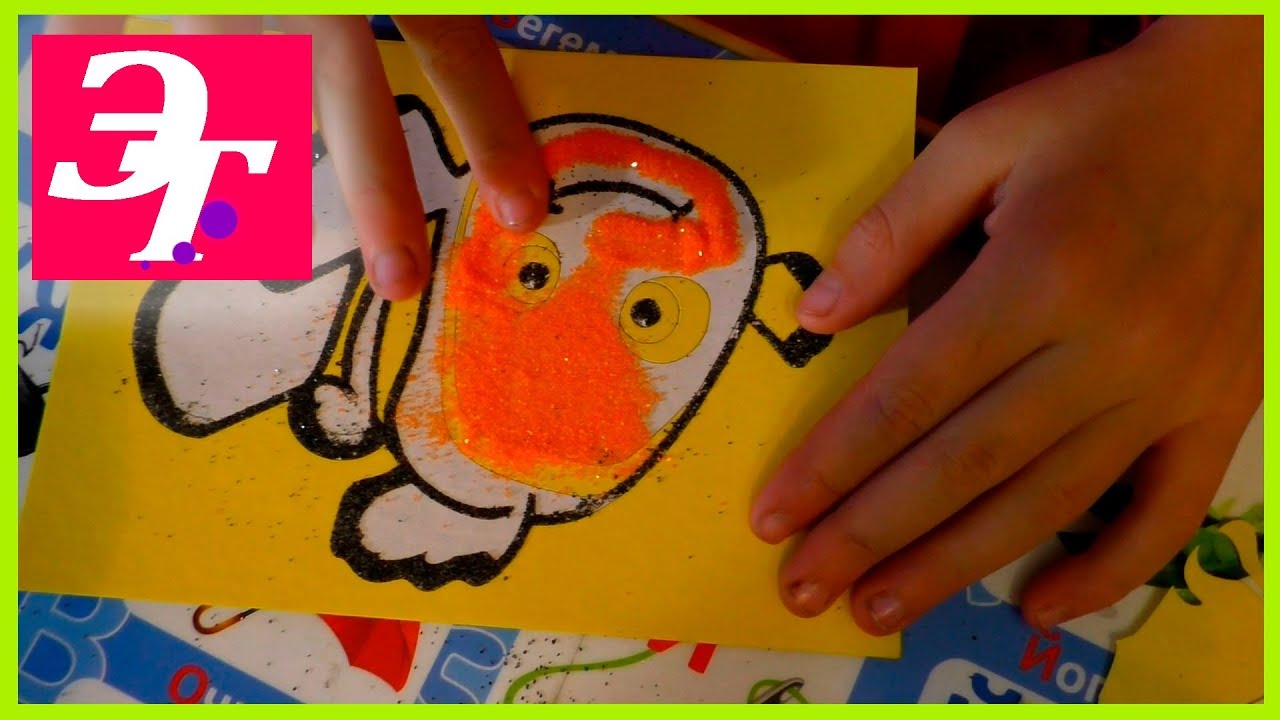Картинги своими руками для детей 84