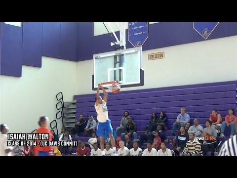 Isaiah Walton '14 Mixtape @ Nike All Ohio City Series