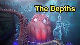 [NEW] The Depths - Knott's Scary Farm 2018