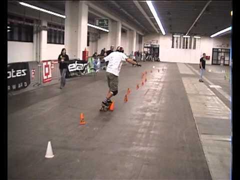 Sk8 Slalom Brno  2011