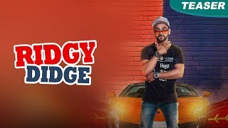 Ridgy Didge (Teaser) Eric New Punjabi Songs 2017 Latest Punjabi Song 2017 Blue Hawk Productions