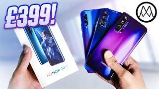 Honor 20 & 20 Pro Unboxing - QUAD Camera BEAST.