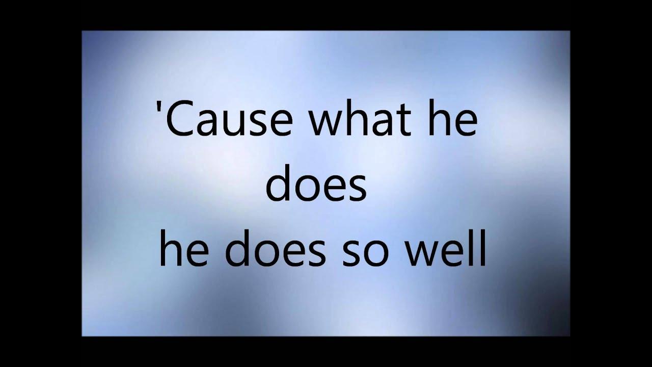 One of the boys lyrics jana kramer