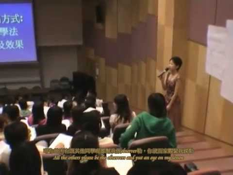 Interactive Mass Lecturing (Video 5 - Role play and demonstration)
