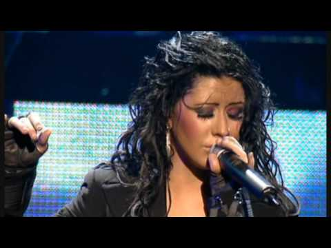 Christina Aguilera - The Voice Within - Live in the U.K. HD [PART 3]