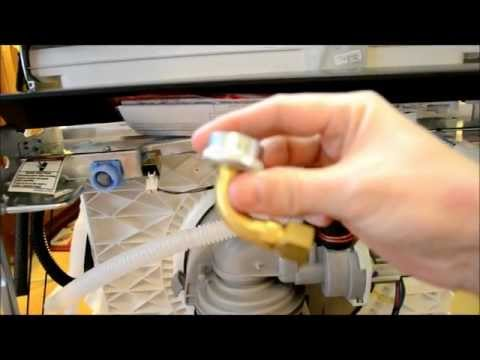 How To Remove & Replace A Dishwasher. Part II. Installation