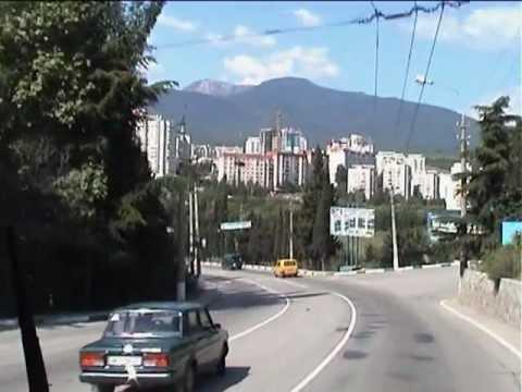 Экскурсия по Крыму №1