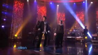 "Adam Lambert-""If I Had You""-live@The Ellen DeGeneres Show(05/19/10)"